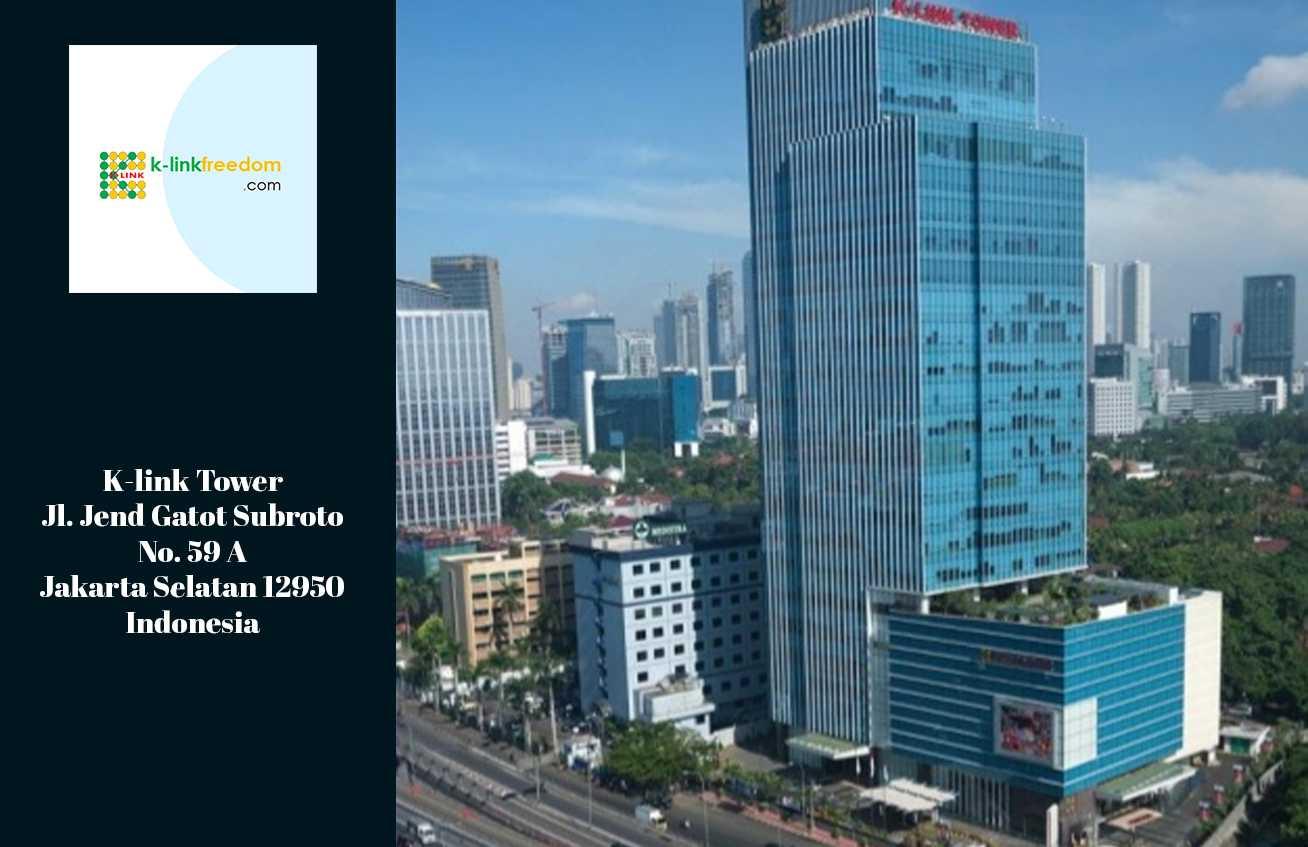 k-link Perusahan mlm handal tahun 2019
